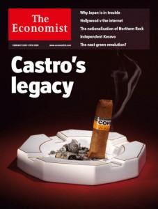 The Economist Cover February 2008